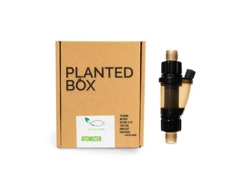 CO2 atomizer aquarium