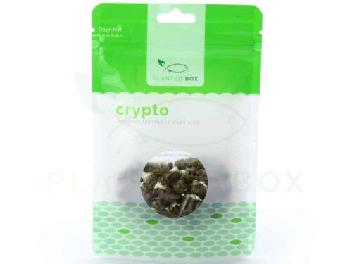 Crypto: bodembemesting voor aquarium