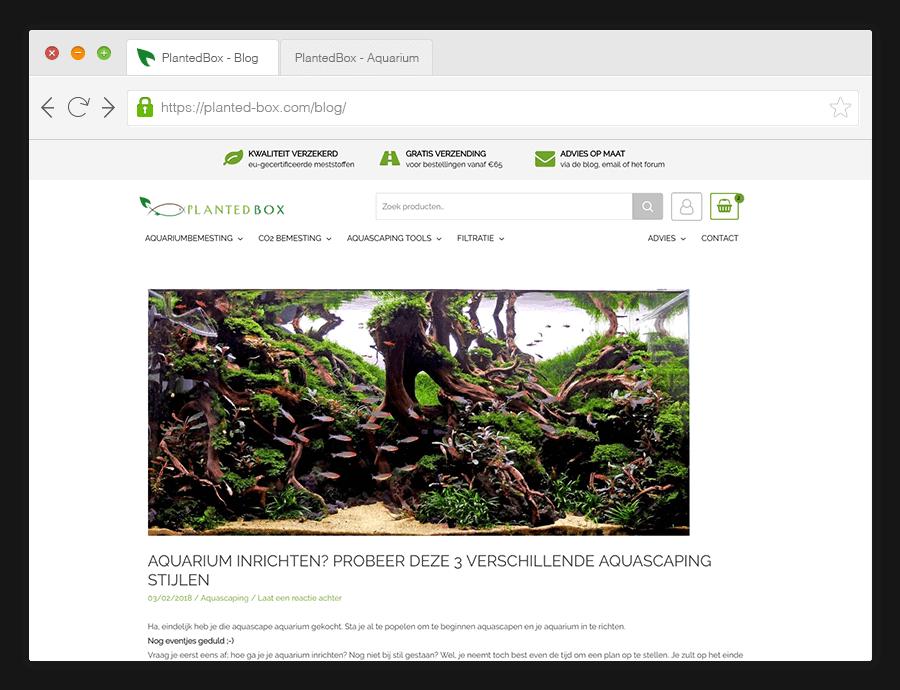 Adviesforum | PlantedBox