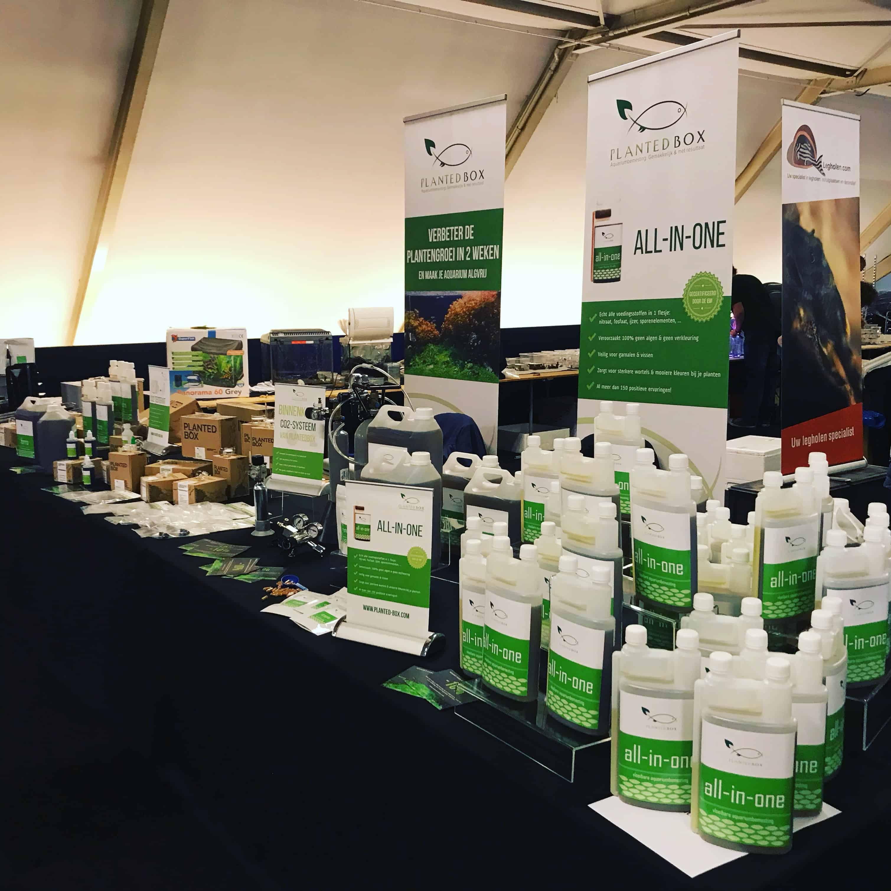 PlantedBox op Vivarium 2018