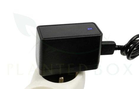 stekker CO2 magneetventiel
